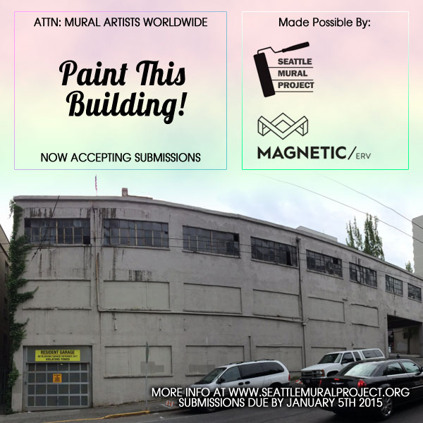 Paint the historic Sorrento Hotel's parking garage