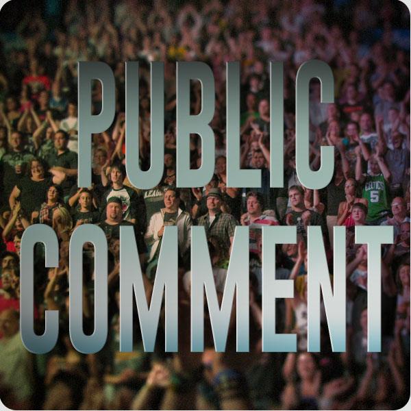 PUBLIC-COMMENT